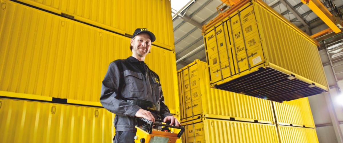 Self-Storage and Containerstorage in Griesheim (Darmstadt)