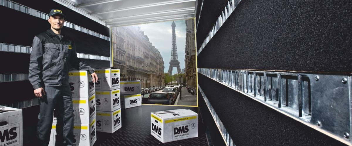 We are your international removal company for removals worldwide