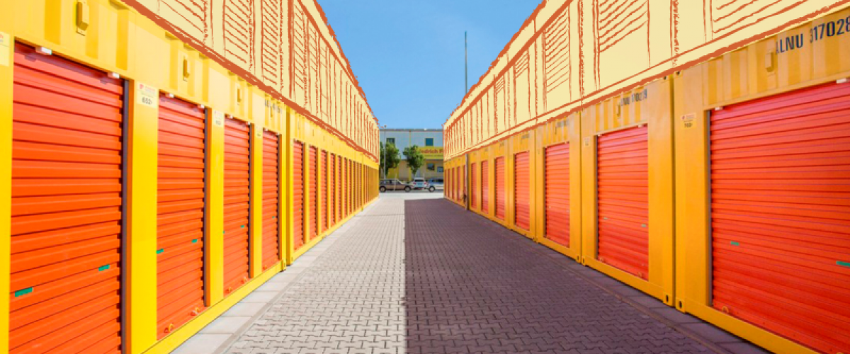 Eröffnungsangebot zur Erweiterung Drive-in-Selfstoragepark