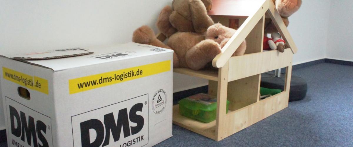 Umzugsgut Kinderschutzbund Darmstadt