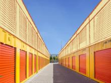 Günstiger Lagerraum jederzeit zugänglich in Griesheim Nähe A5 und A67