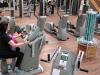 Trainieren während der Mittagspause bei Inmotion Griesheim