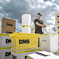 Packing boxes, packing materials, transport boxes and more